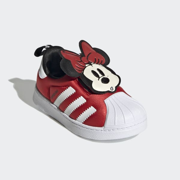 Chaussure Disney Superstar 360 - Rouge adidas   adidas France