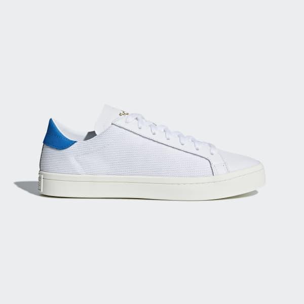 adidas Court Vantage Shoes - White  b75bed388d7f