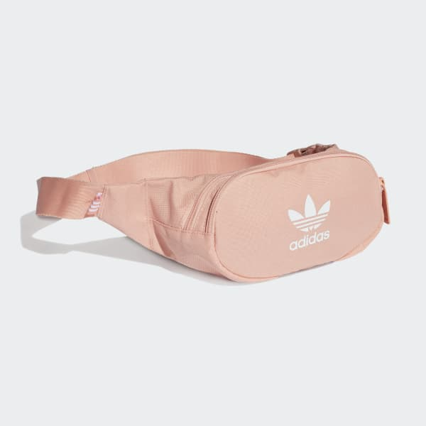 baee56e15f4 Riñonera Essential - Rosa adidas