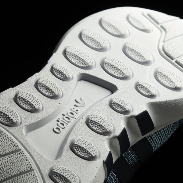 adidas EQT Support ADV Parley Shoes - Blue  9bb27e2a63