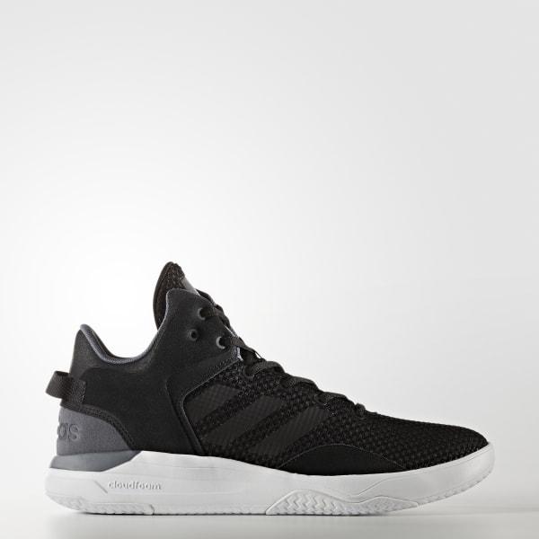 adidas Cloudfoam Revival Mid Shoes - Black  c13e6bf91