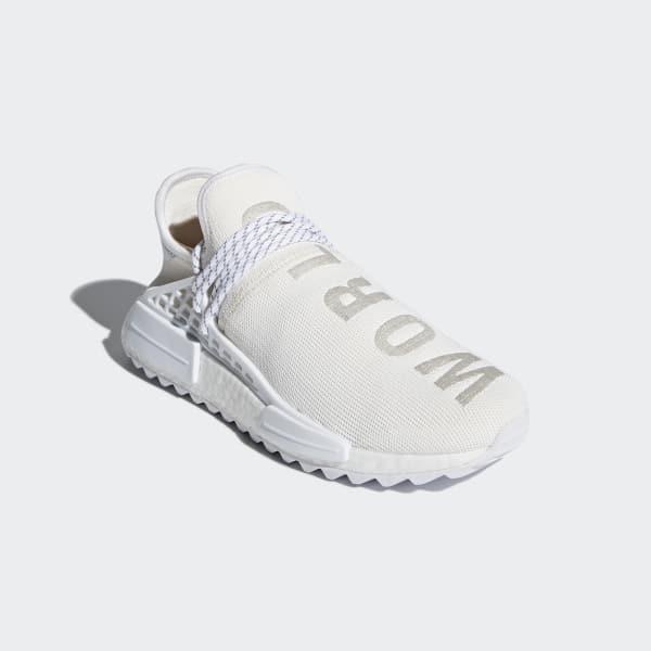 adidas Pharrell Williams Hu Holi NMD BC Shoes - White  8a9508bdb
