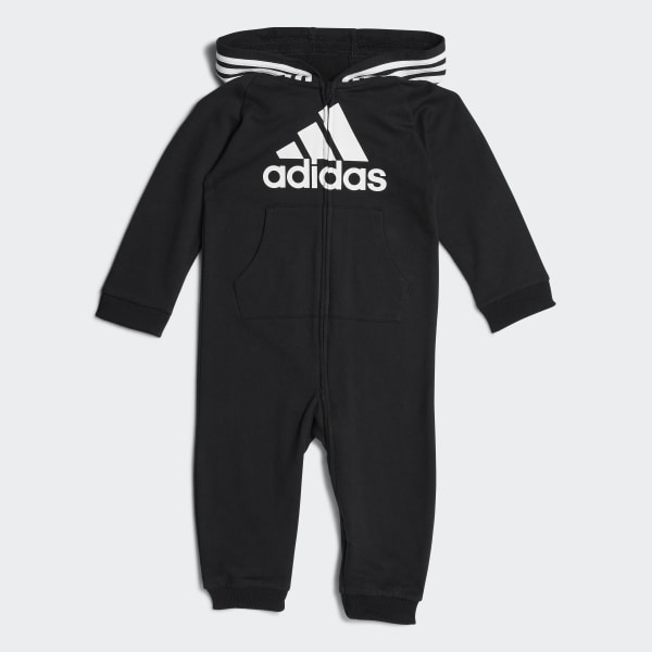 adidas Baby Girls Coverall Overalls