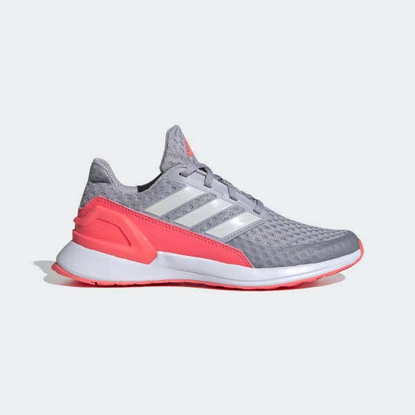 adidas RapidaRun Shoes - Grey   adidas US
