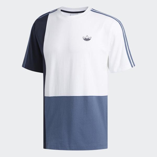 adidas Asymm T Shirt Weiß | adidas Austria
