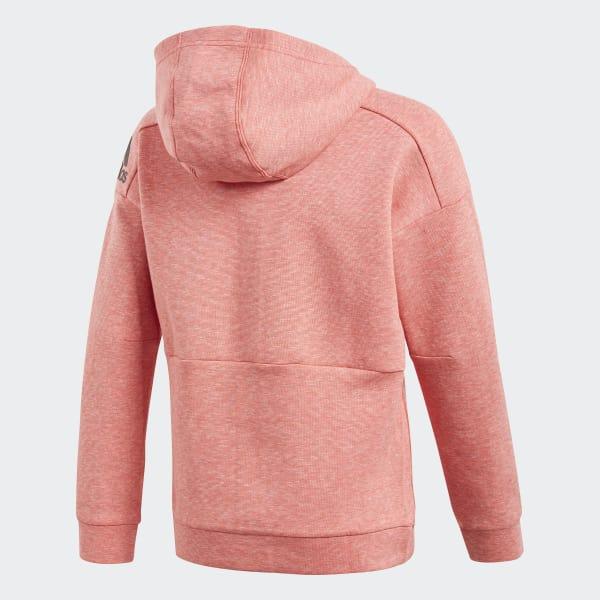 Veste à capuche ID Stadium rose adidas | adidas France