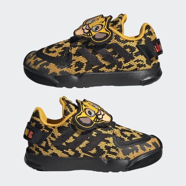 Chaussure Disney Simba Lion King ActivePlay - Jaune adidas ...