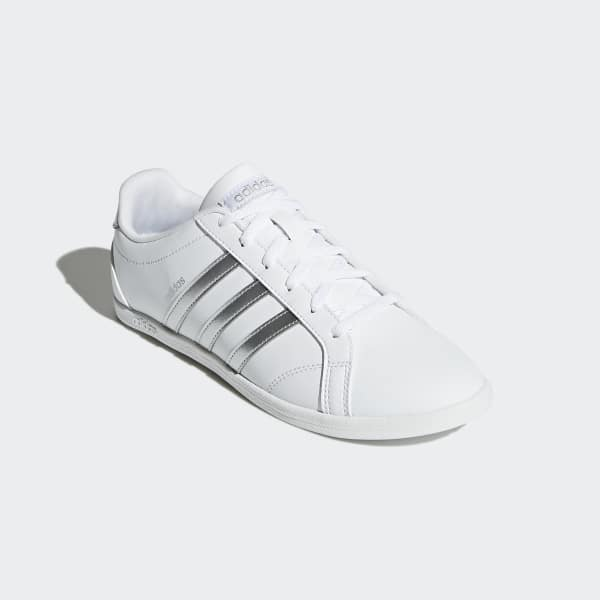 dd2ff4f89 Tênis Vs Coneo Qt - Branco adidas | adidas Brasil
