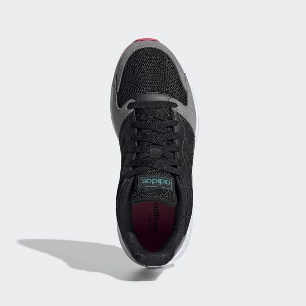 Adaptado Mancha sin cable  adidas Crazychaos Shoes - Black | adidas Philipines