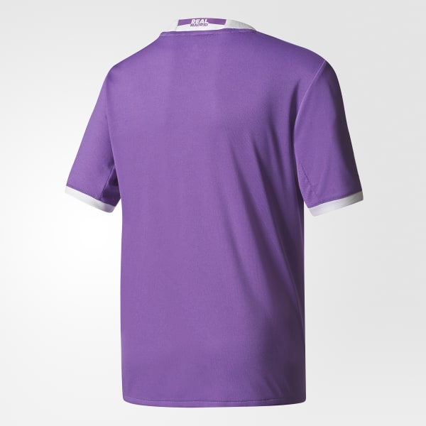a8dc8ad1660 adidas Youth Real Madrid Away Replica Jersey - Purple