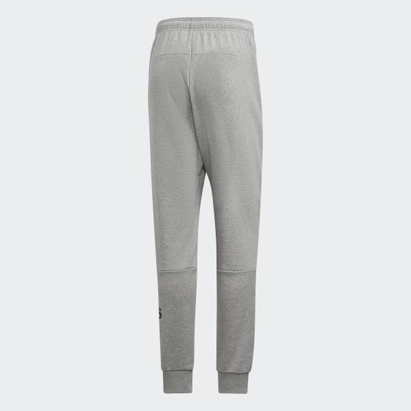 faf30c14 adidas Must Haves French Terry Badge of Sport Pants - Grey | adidas Belgium