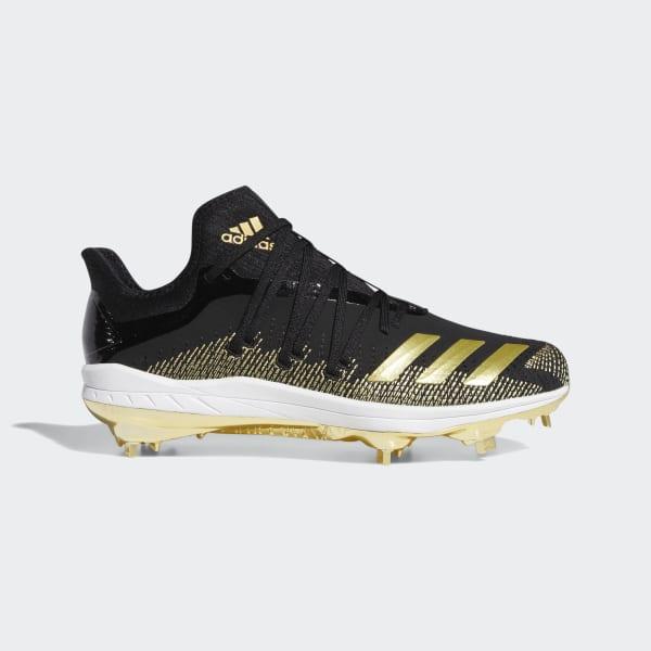 adidas Afterburner 6 Cleats - Black