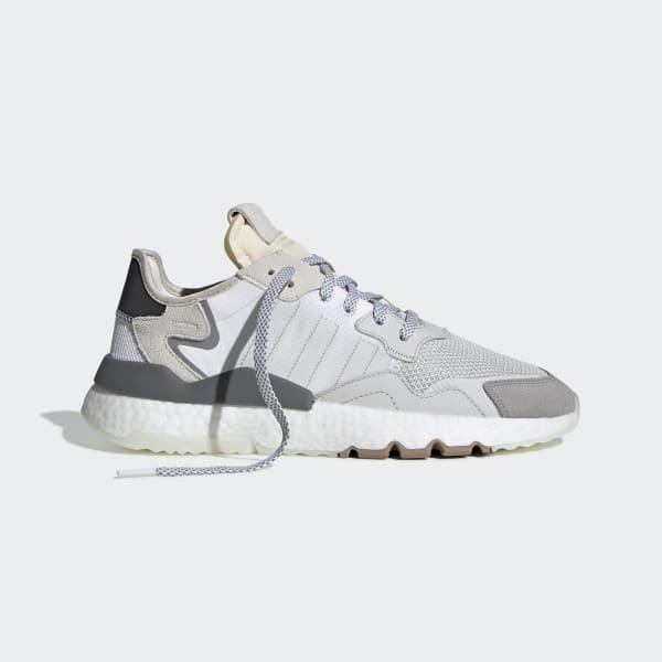 the latest 26627 0b84f adidas Nite Jogger Shoes - White   adidas US