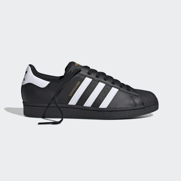 adidas Кроссовки Superstar - черный