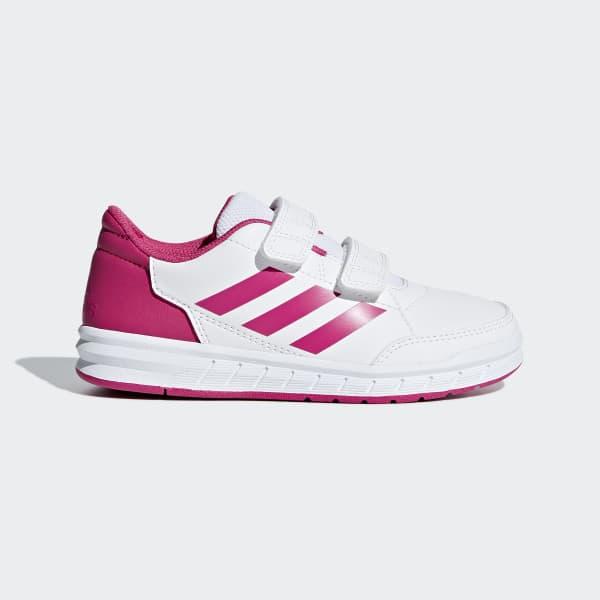 adidas AltaSport Shoes - White | adidas UK