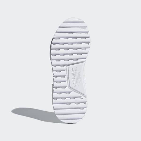 c89835f00 2018 Pharrell Williams x Adidas NMD Human Race Triple White Sale