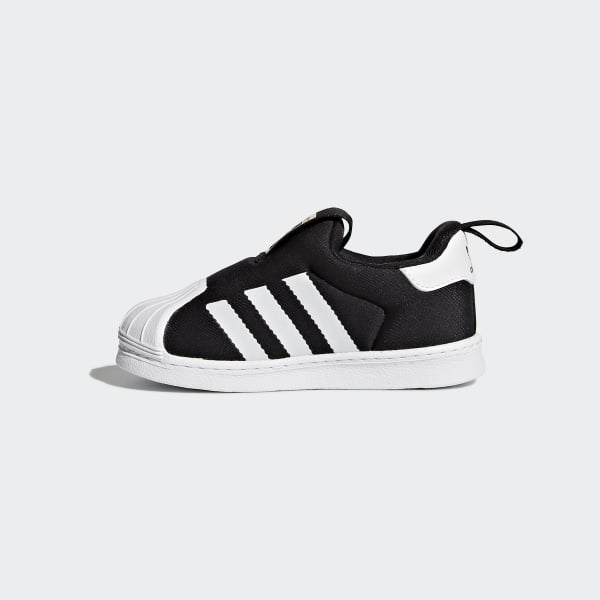 b9e91fe16f8b adidas Superstar 360 Shoes - Black