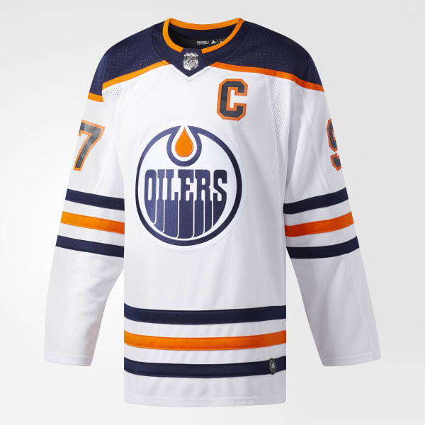 size 40 0e4a1 dfde0 adidas Oilers McDavid Away Authentic Pro Jersey - Multicolor | adidas Canada