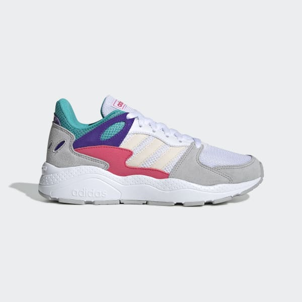adidas Crazychaos Shoes - White   adidas US