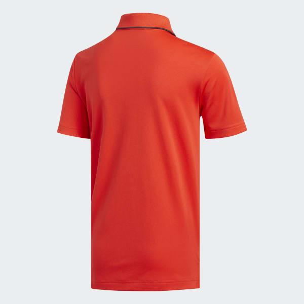Chest Stripe Polo Shirt