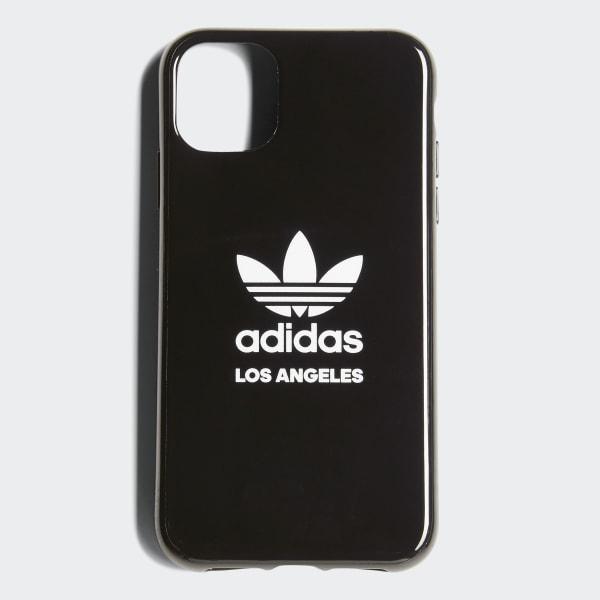 Adidas Snap Case Los Angeles iPhone 11 Black