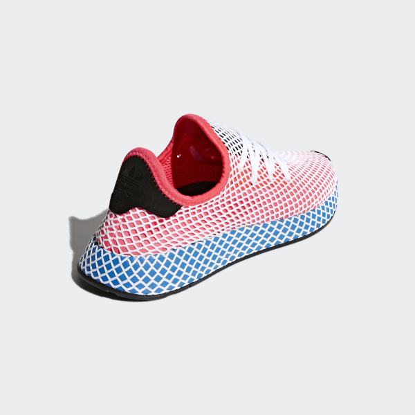 quality design 065c6 ebc4e Deerupt Runner Shoes Solar Red  Solar Red  Bluebird CQ2624