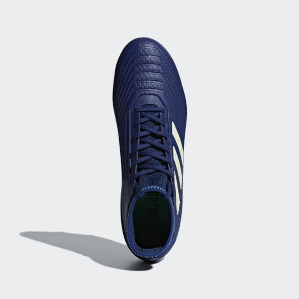 55792c2ca05 adidas Predator 18.3 Firm Ground Boots - Blue