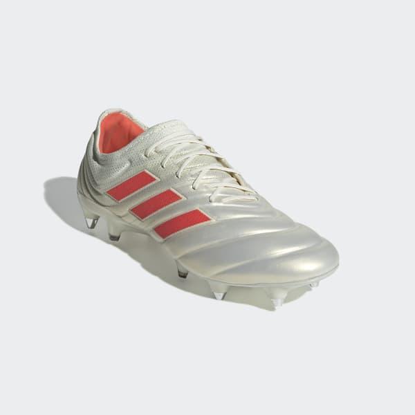 36a45a792fb7a Zapatos de Fútbol COPA 19.1 SG - Blanco adidas