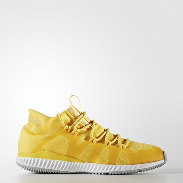 Adidas Crazytrain Shoes Yellow For Women