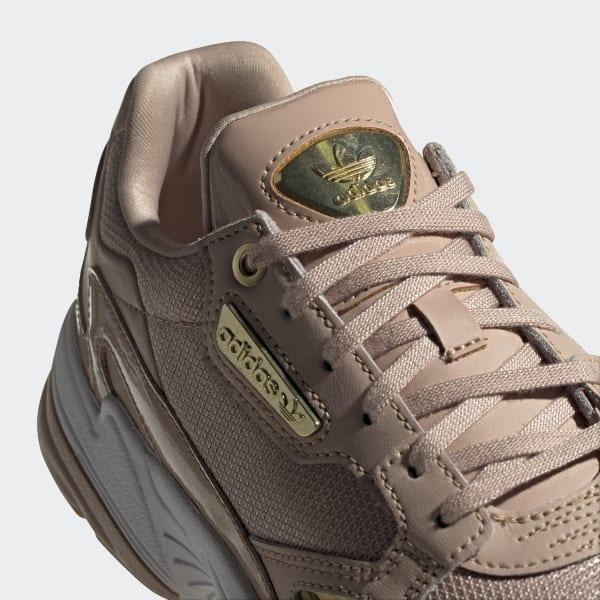 adidas Falcon Shoes - Beige   adidas