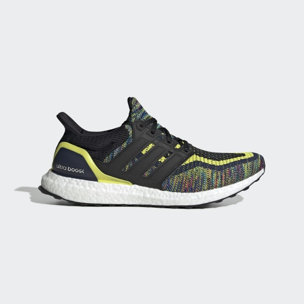 adidas boost yellow