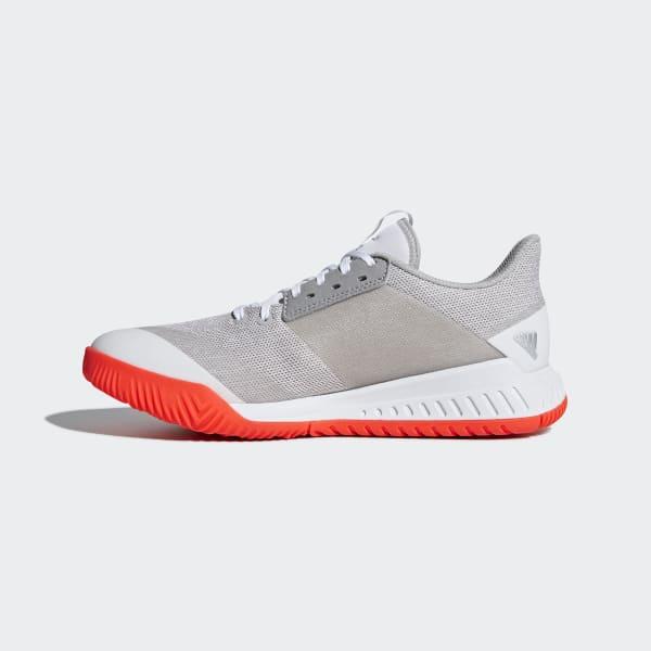 adidas Crazyflight Team Shoes - White  0d85a8945