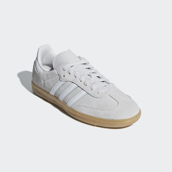adidas Samba OG Shoes - Grey  ecbee902f