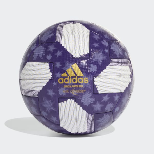 Mezquita Fobia torneo  adidas MLS All-Star Game Official Match Ball - White   adidas US