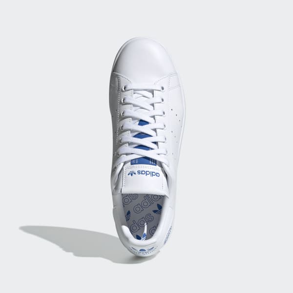 Stan Smith Cloud White and Bluebird