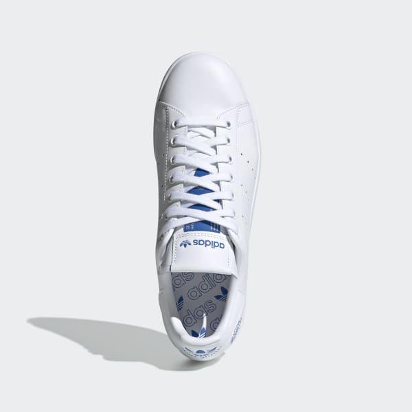 Adidas STAN SMITH argentato