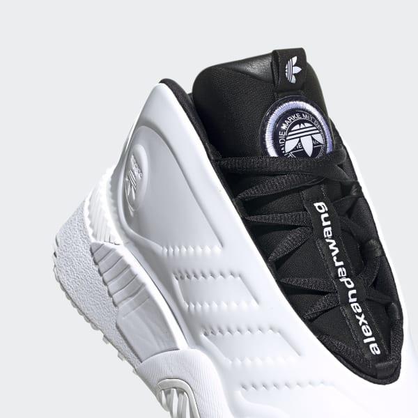 new concept 1e02b de724 adidas Originals by AW Turnout BBall Shoes - White   adidas US