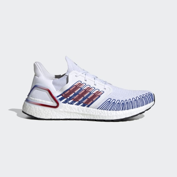 Adidas Ultraboost 20 Shoes White Adidas Us