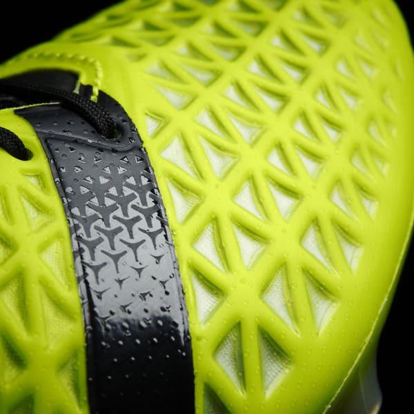 adidas Guayos de Fútbol ACE 16.1 Terreno Suave - Amarillo  ef3d495bb6401