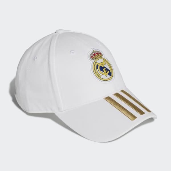 Gorra Real Madrid 3-Stripes