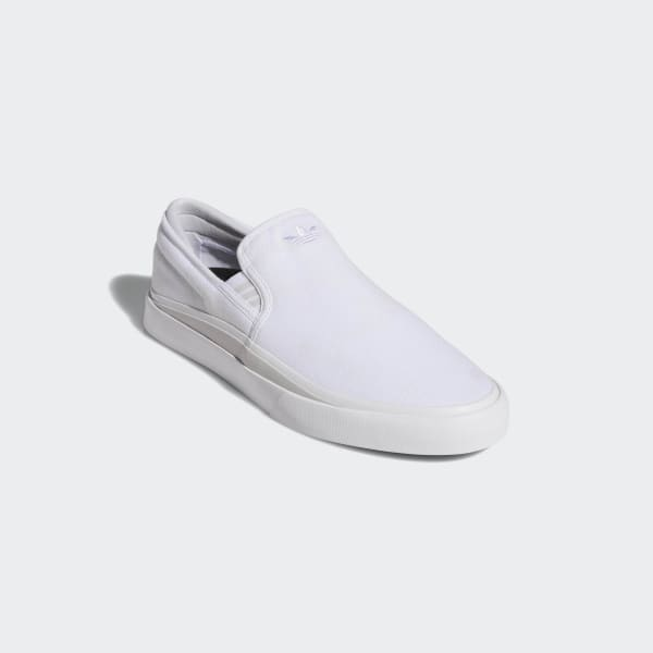 67b7a68a17 adidas Tenisky Sabalo Slip-On - biela