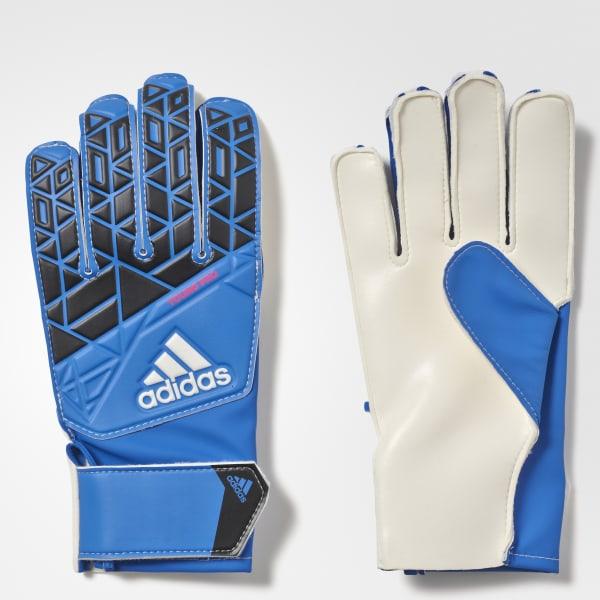 traidor barrera Fértil  adidas Guantes de arquero ACE Pro - Azul | adidas Argentina