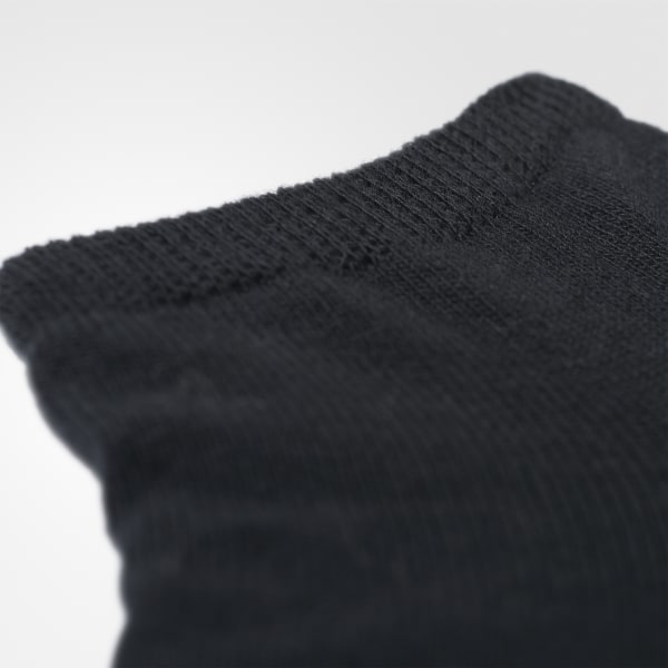 Trefoil Liner Socks 3 Pairs