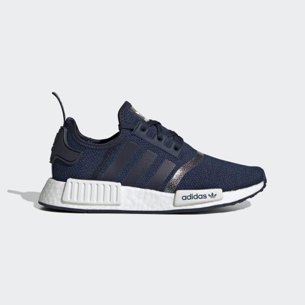 adidas blå sko
