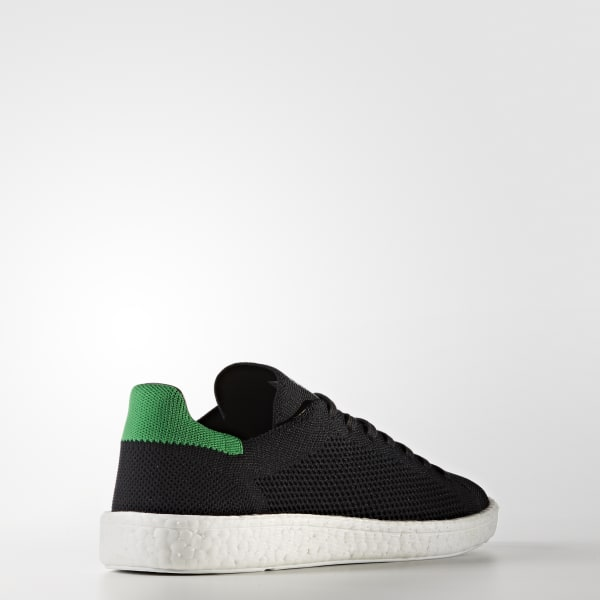 adidas Stan Smith Boost Primeknit Shoes - Black  b9ee78f54f3aa