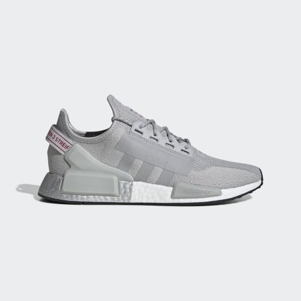 Nmd R1 V2 Black And White Shoes Adidas Us