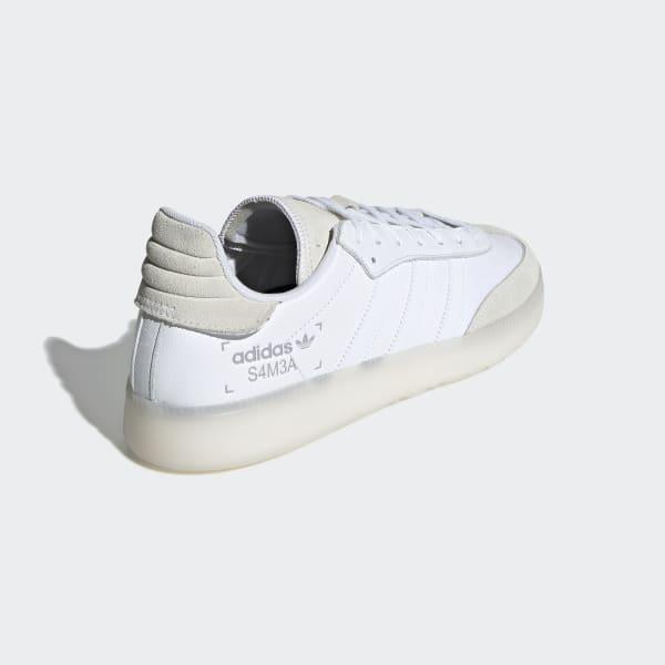 59f216f184ecd adidas Samba RM Shoes - White