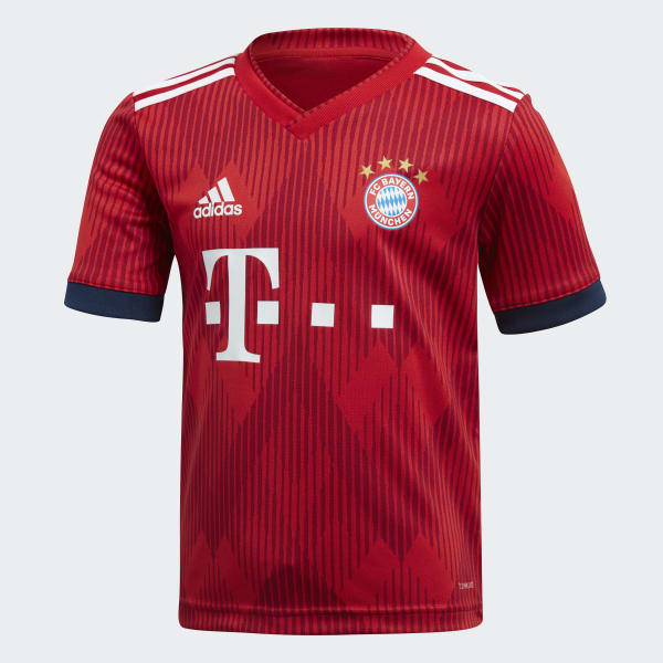 Mini kit FC Bayern Munich Domicile