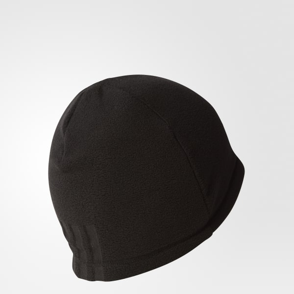 29fd588b adidas 3-Stripes Fleece Beanie - Black | adidas Ireland
