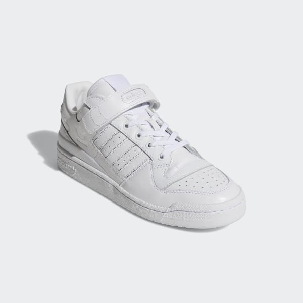 new arrival bc441 5f86c adidas Forum Low Shoes - White  adidas US